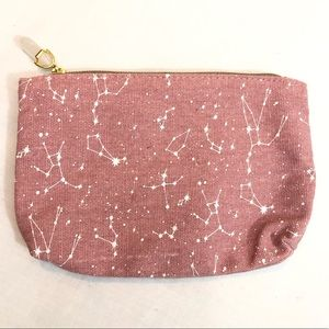 Ipsy makeup cosmetic bag constellations